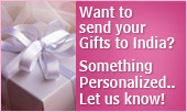 Send your Gifts across India