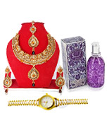 Cosmetic, Jewelries, Watches, Sarees & More…
